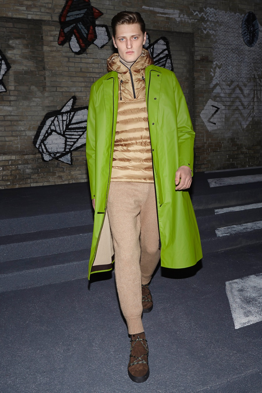 Z Zegna Goes Trekking for Fall Collection