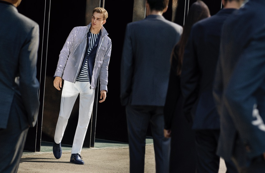 From City to Surf: Z Zegna Unveils Spring Ads