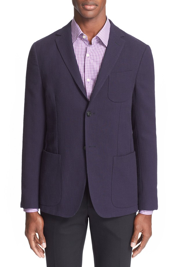 Z Zegna Slim-Fit Sport Coat
