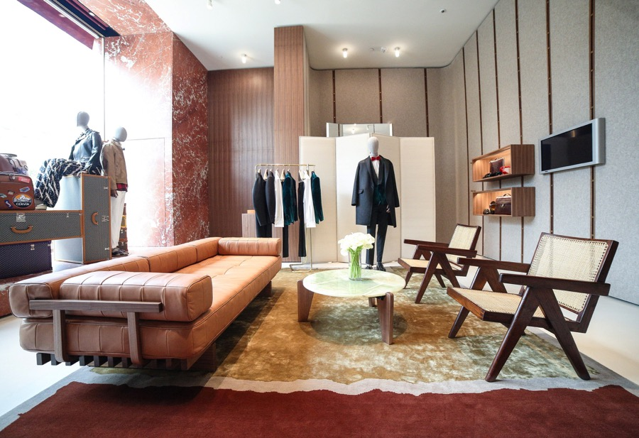 Bally Beverly Hills Store Opens on Rodeo Drive
