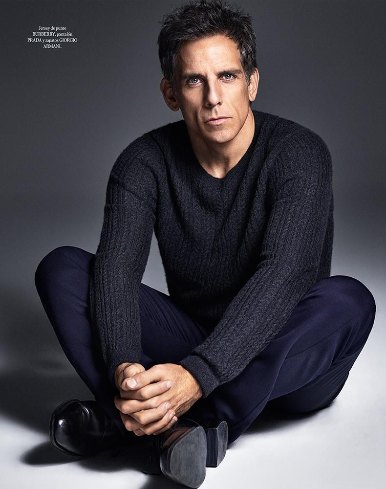 Ben Stiller Covers Icon El País February 2016 Issue