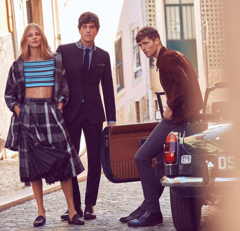 Beymen Club Hits the Cobbled Streets of Lisbon for Spring Campaign