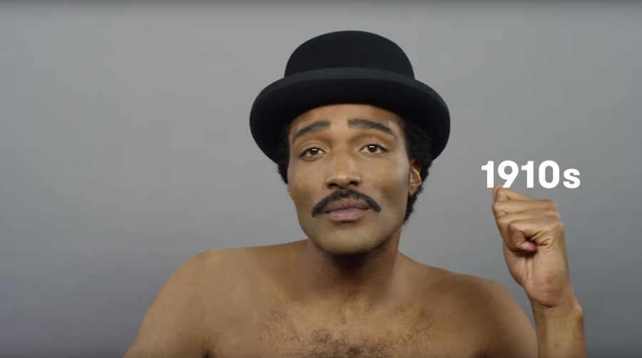 100 Years Of Black Hair Cut Revisits Iconic Mens Hairstyles