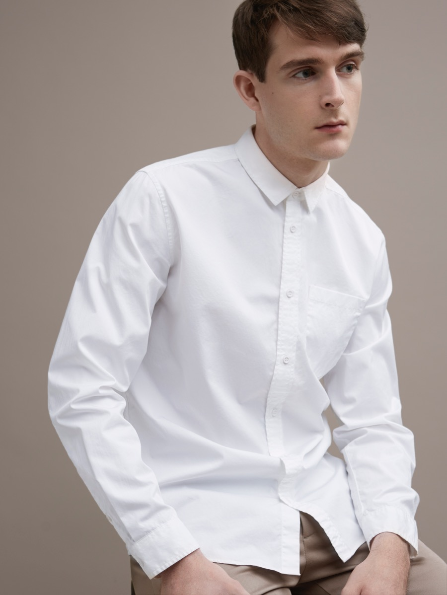 COS Features Classic & Reworked Shirts