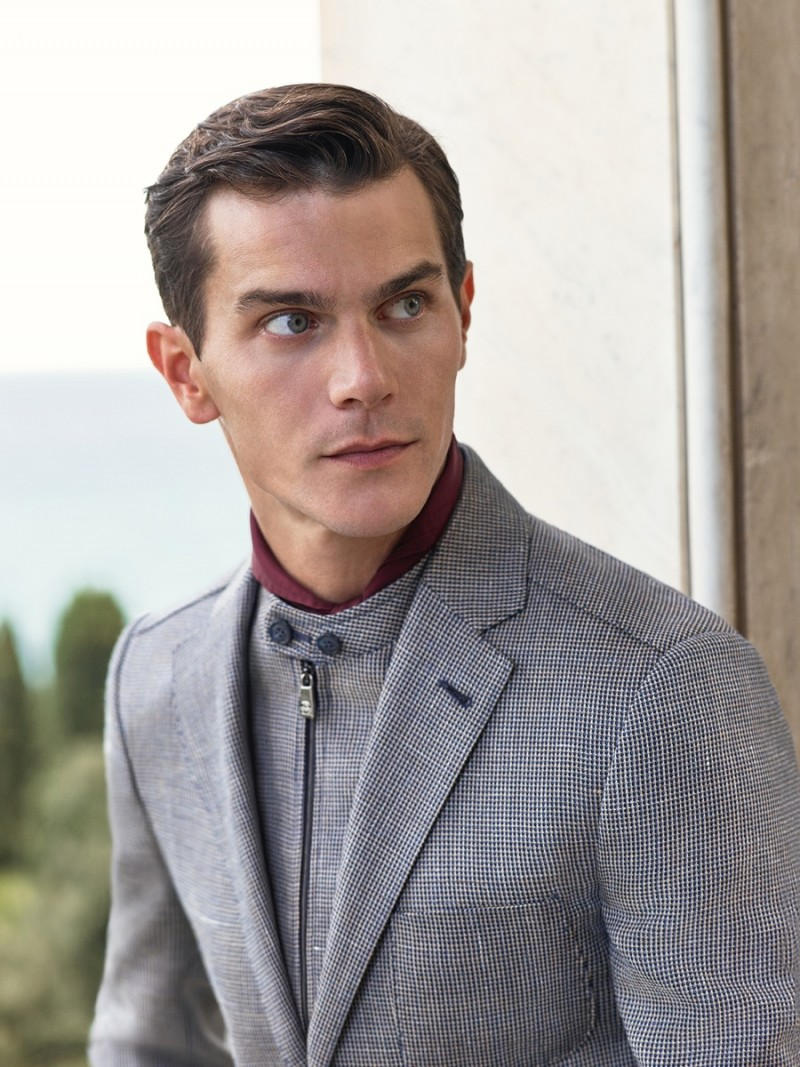 Corneliani-2016-Spring-Summer-Mens-Catalogue-men's-jacket-detachable-chest-piece-SS16