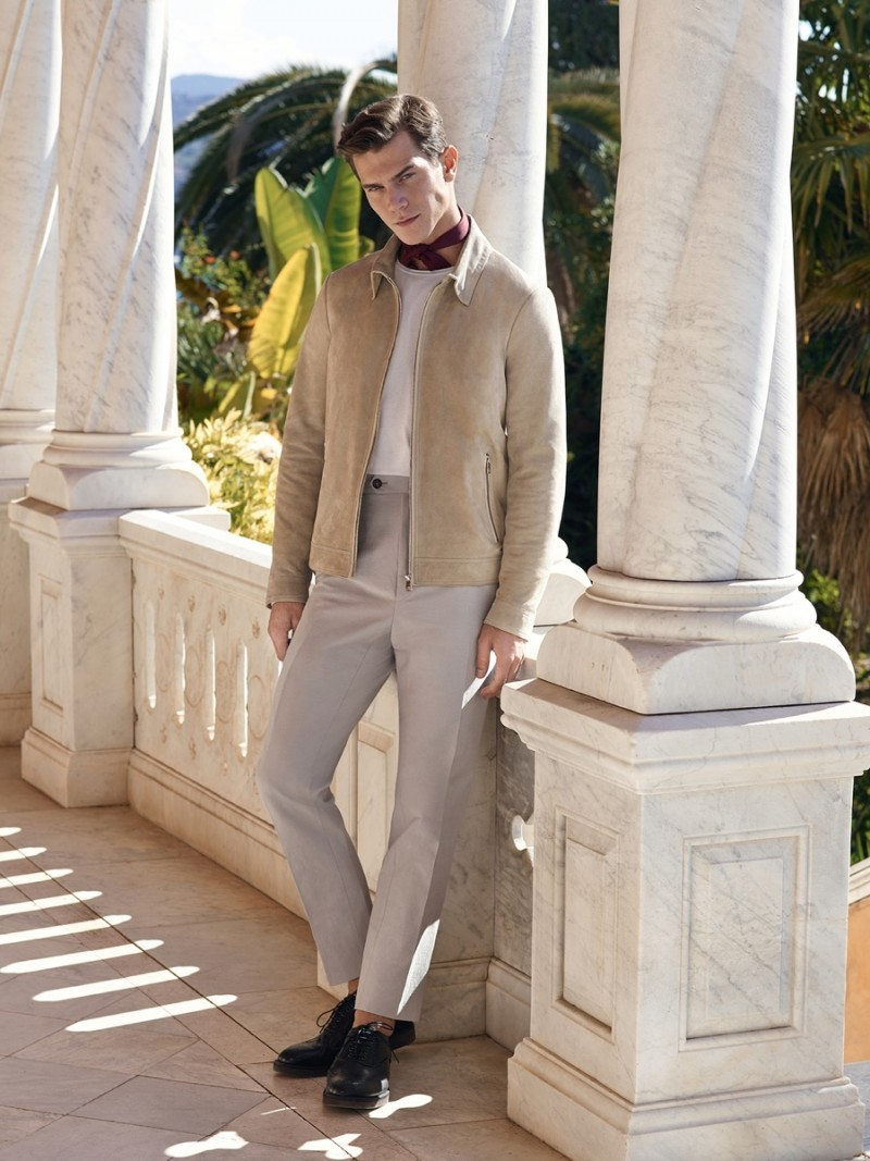 Corneliani-2016-Spring-Summer-Mens-Catalogue-men's-jacket-suede-SS16