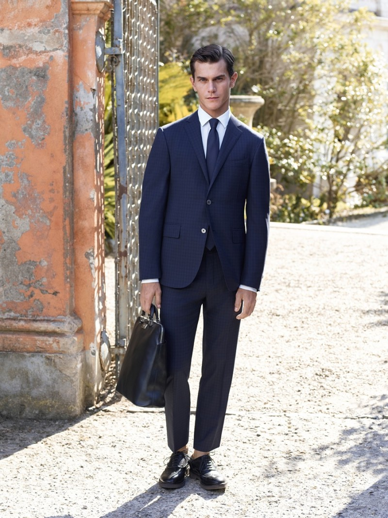 Corneliani 2016 Spring/Summer Catalogue
