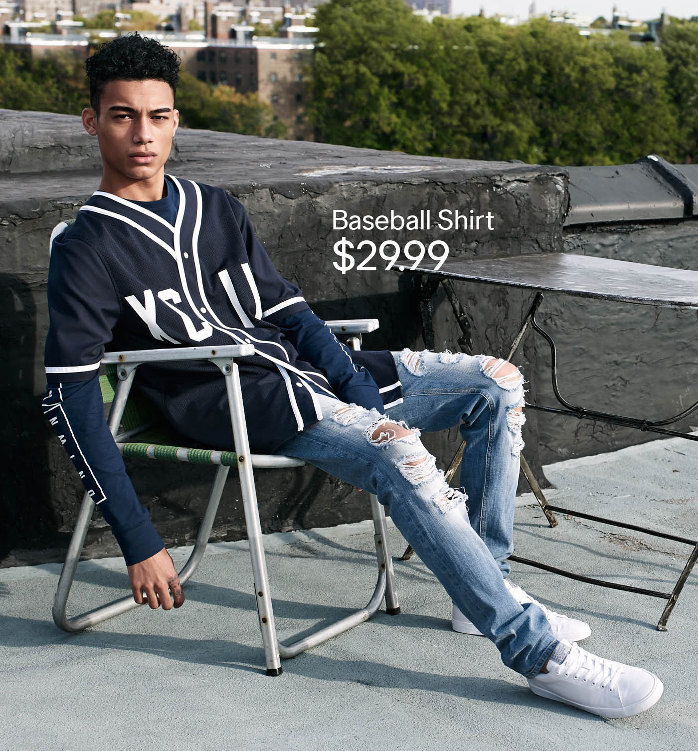 H&M Channels Sports Style for Latest Arrivals