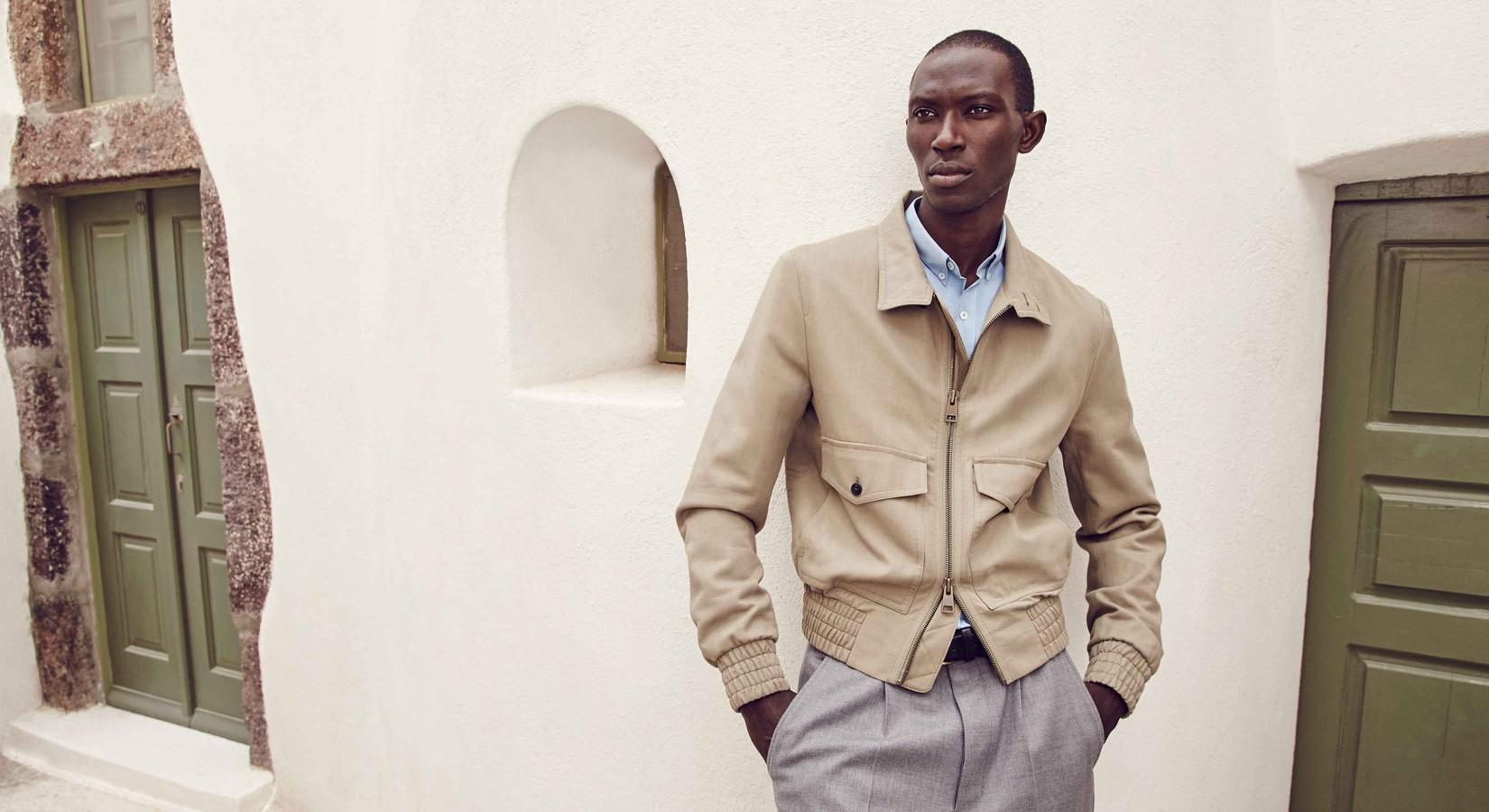 Holt Renfrew Spring 2016: Armando Cabral Dons Designer Styles