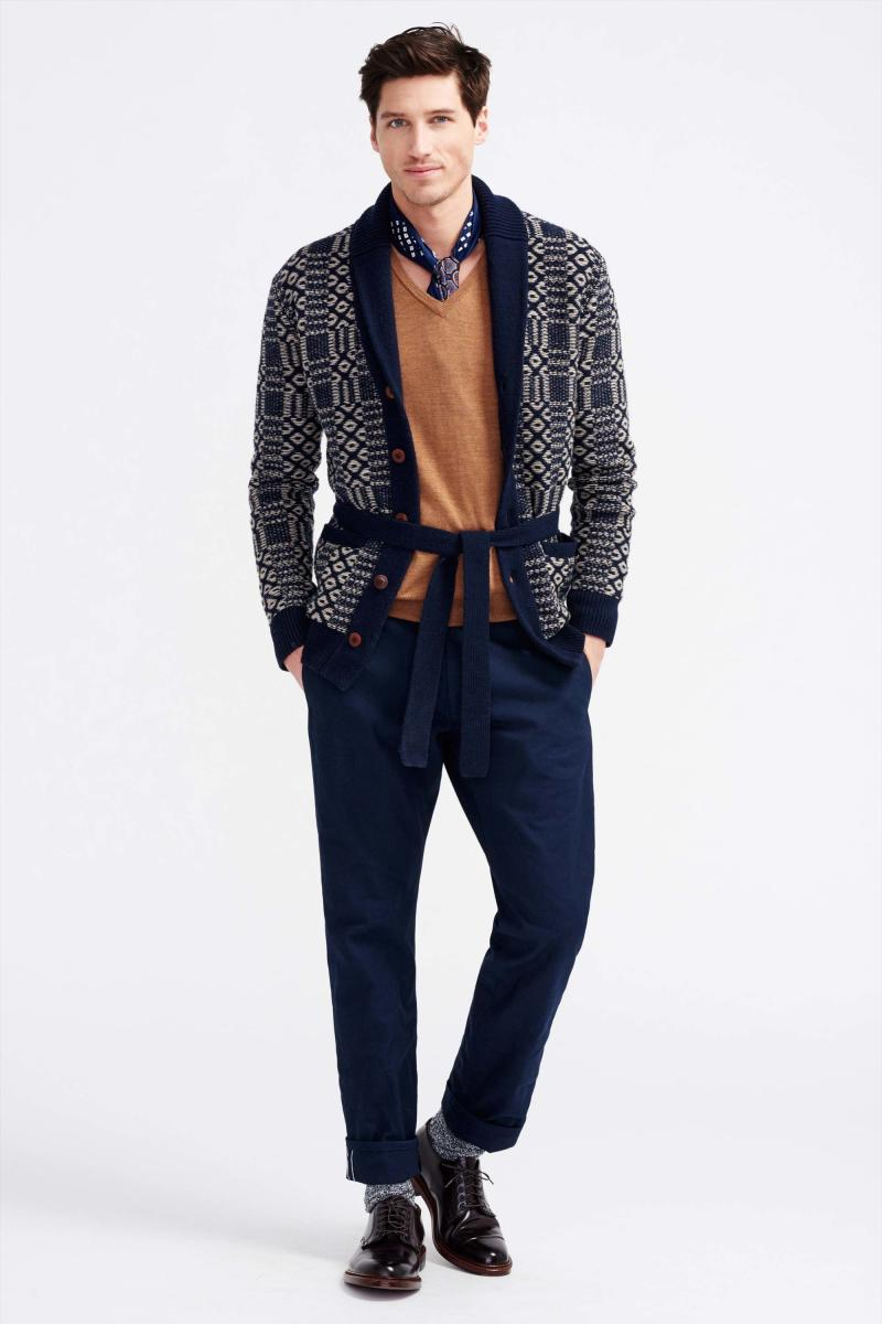 J.Crew 2016 Fall/Winter Men's Collection