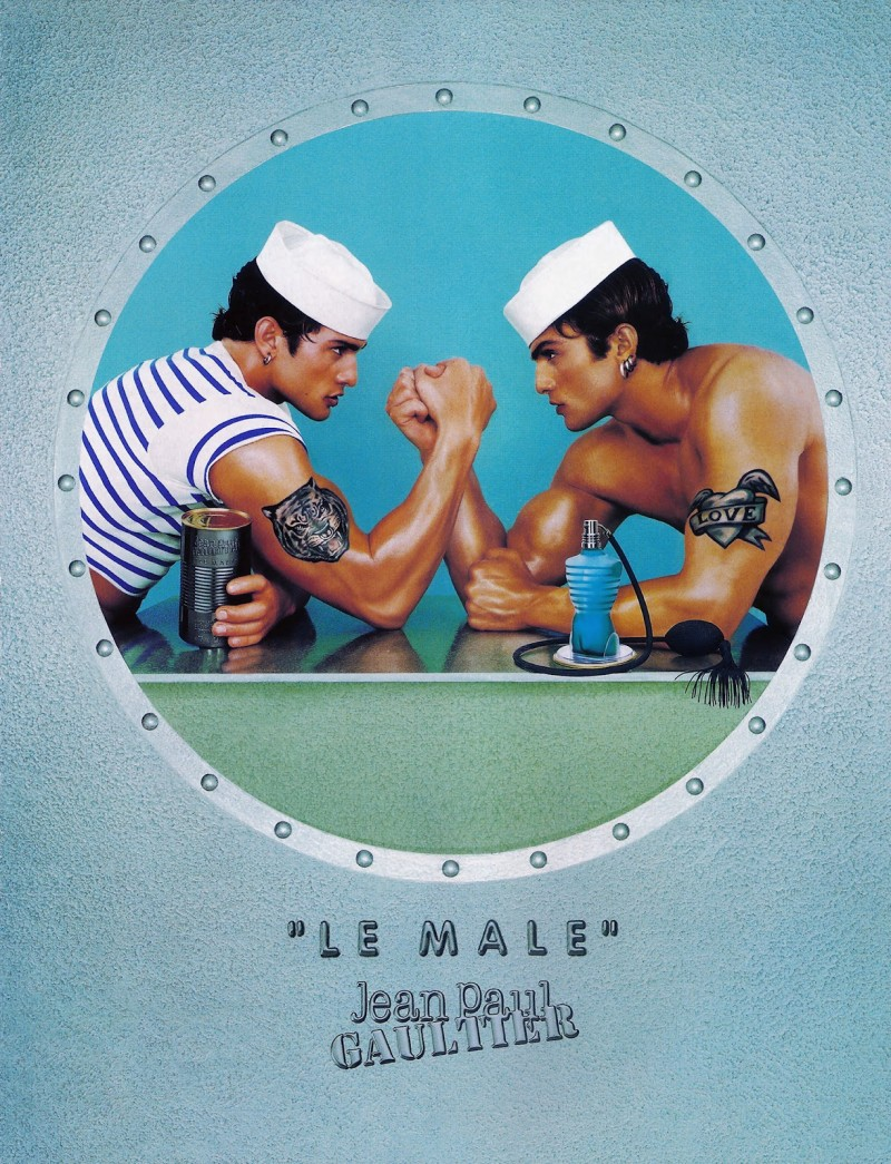 Jean-Paul-Gaultier-Le-Male-Fragrance-Campaign