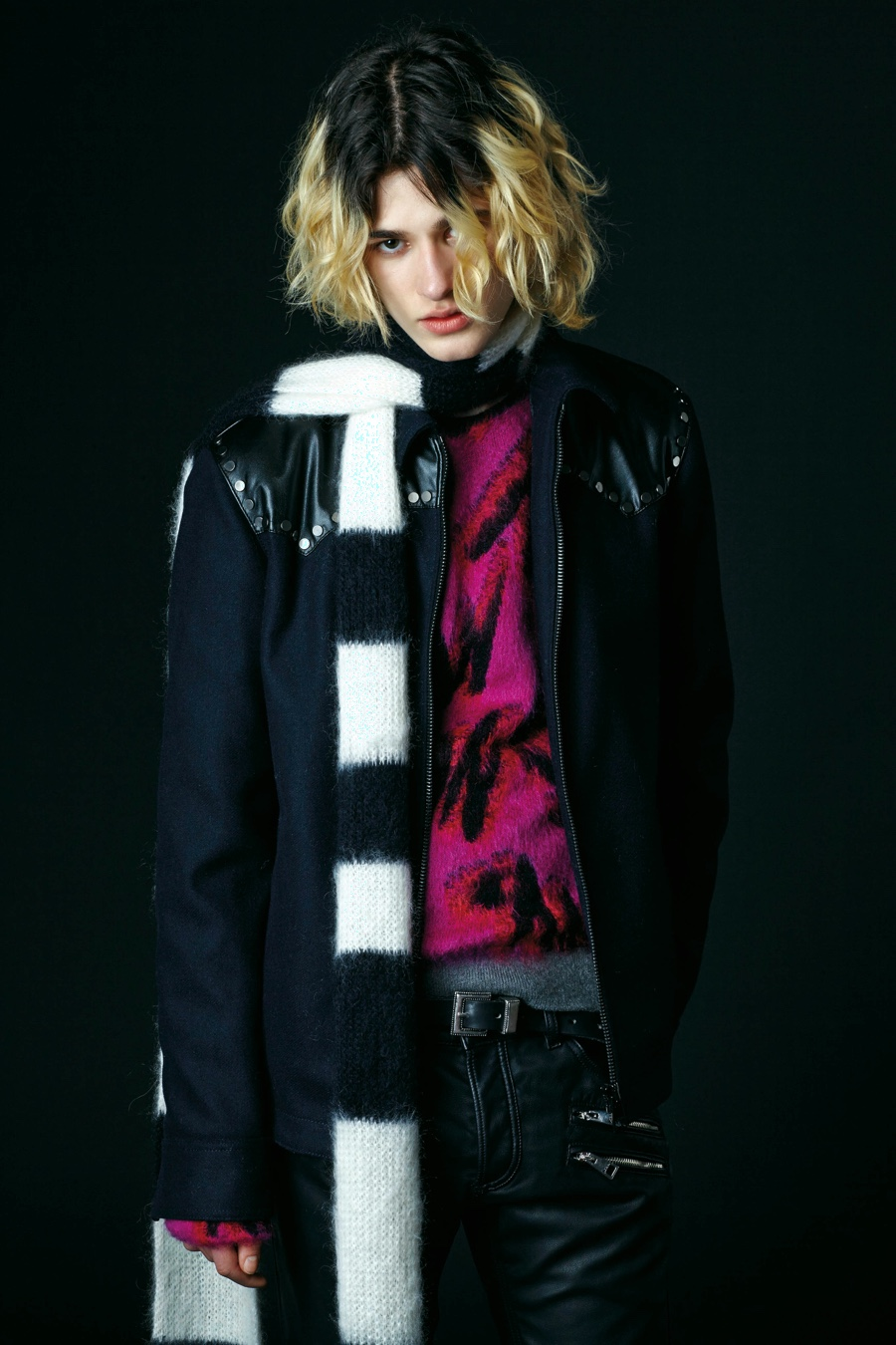 Just Cavalli Embraces Vintage Grunge Style for Pre-Fall Collection