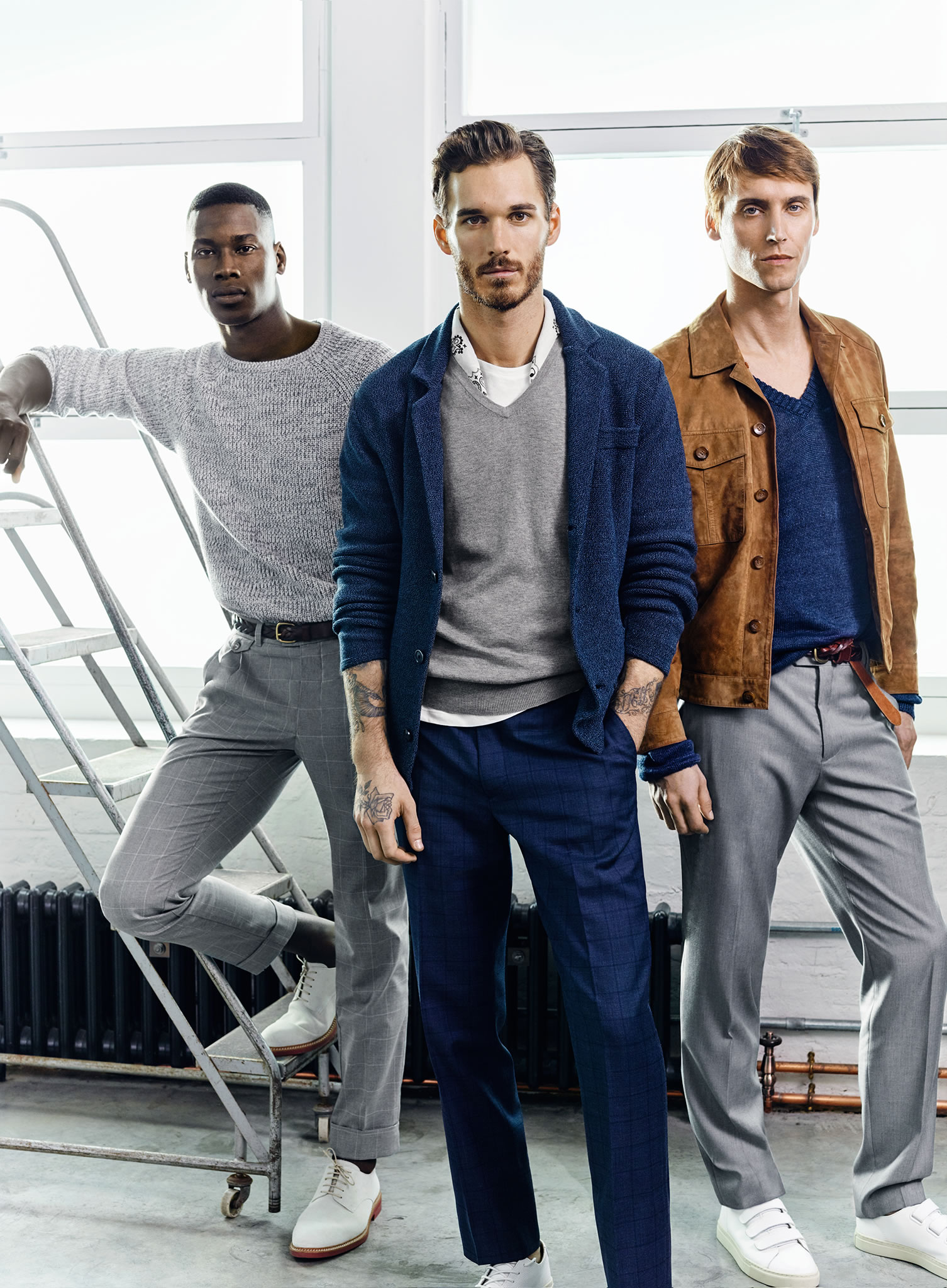 Mango Champions New Essentials for Spring Campaign
