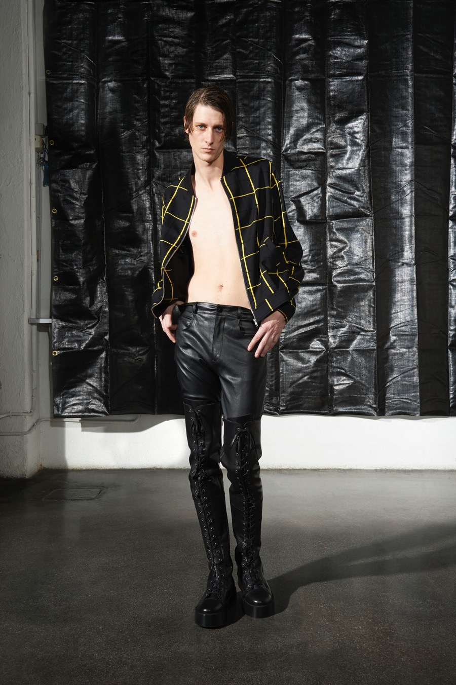 McQ Alexander McQueen Celebrates Scottish Roots for Fall