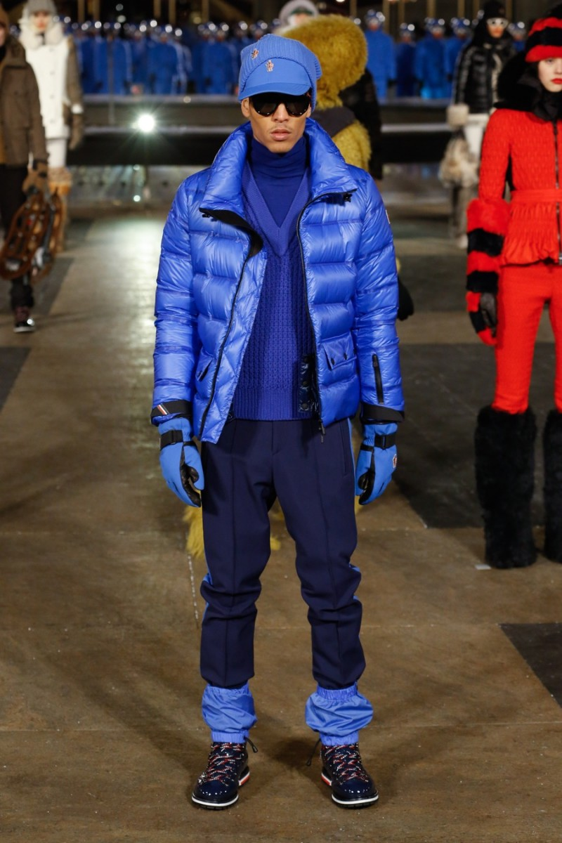 Moncler Grenoble 2016 Fall Winter Men S Collection