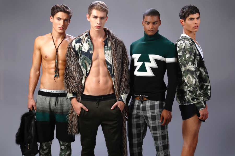 Parke & Ronen Delivers Cheeky Fall Collection for the Slopes
