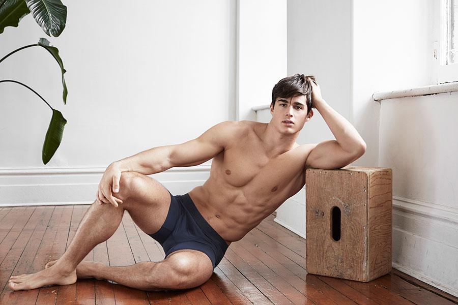Hiring gay model