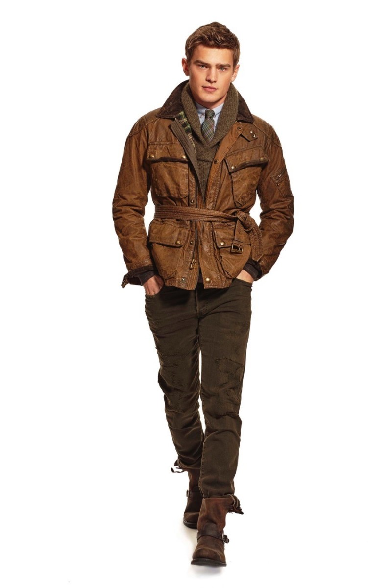 Polo Ralph Lauren 2016 Fall/Winter Men's Collection