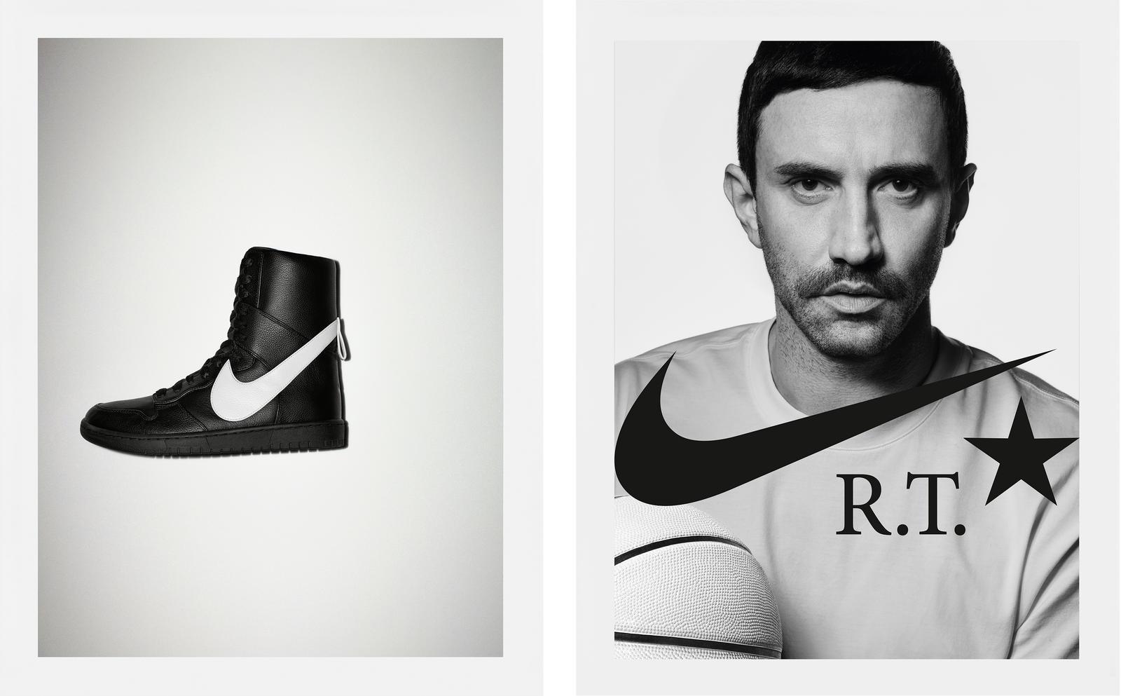 Just In! NikeLab Dunk Lux High x Riccardo Tisci Sneakers