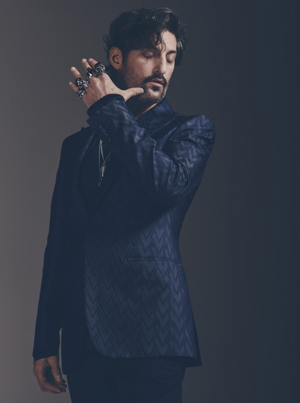 Tony Ward Brings Personality to the Pages of The Rake