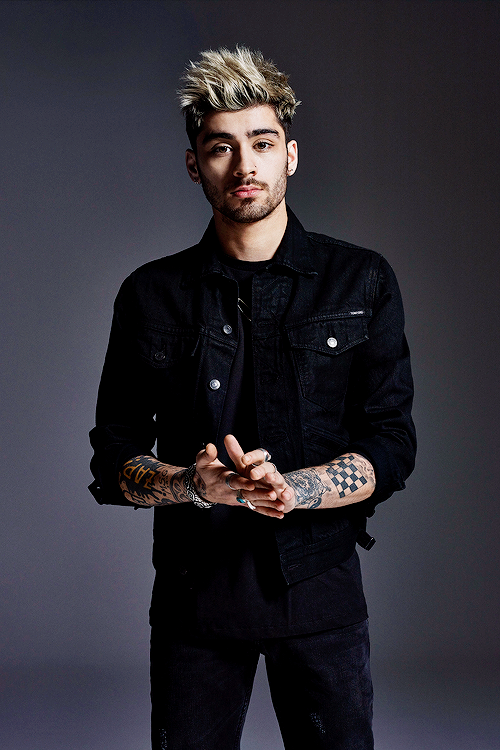 Zayn Malik 2016 Photo Shoot The Sunday Times