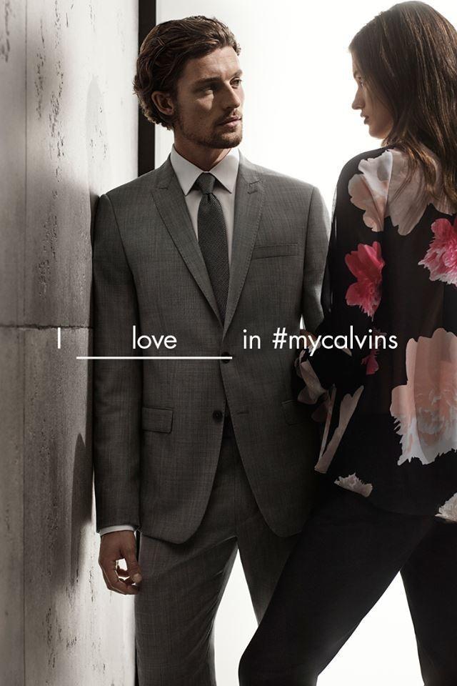 2d3680e0466 Calvin Klein White Label 2016 Spring/Summer Campaign   The Fashionisto
