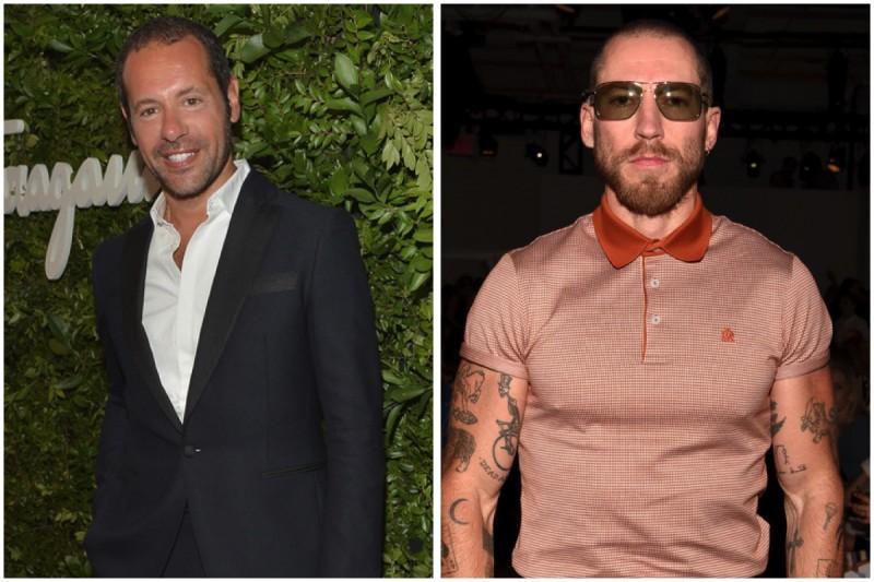 Pictured Left to Right: Massimiliano Giornetti, Justin O'Shea