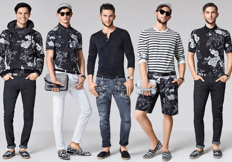 Dolce & Gabbana Lays Out an Extravagant Season