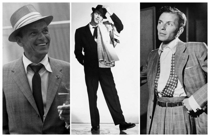 Frank Sinatra Iconic Style Moments