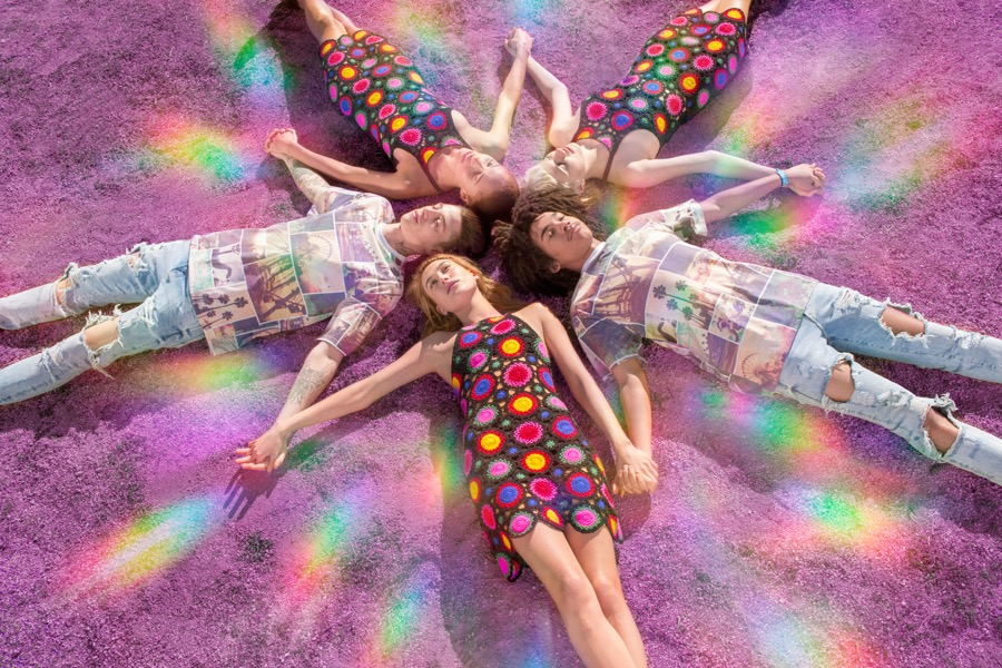 H&M Thinks Psychedelic for Coachella Collection