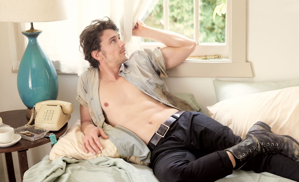 James Franco Covers Rolling Stone, Dishes on Teaching + More