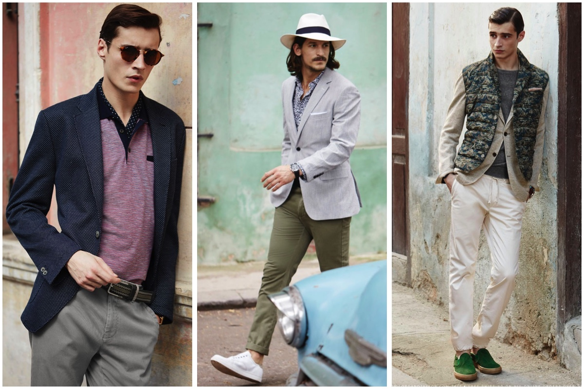 Taste of the Tropics: Get Inspired with Lord & Taylor's Current Menswear