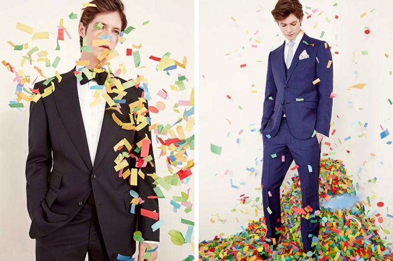 Men\'s Wedding Style 2016 Inspiration from Selfridges