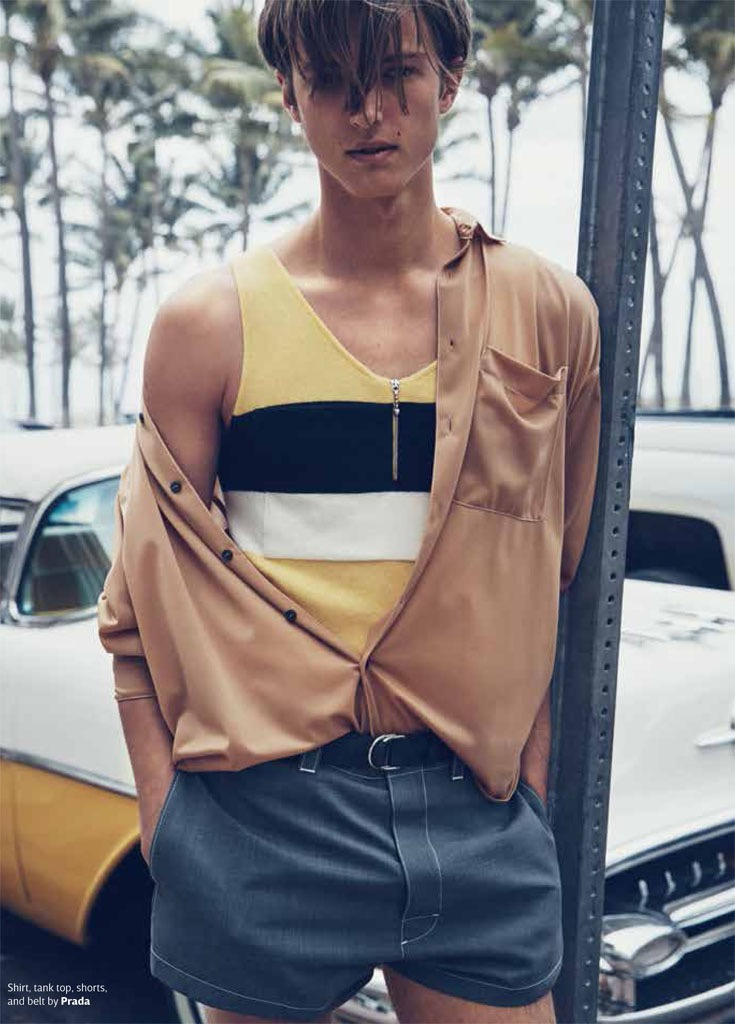 Cool in Miami: OUT Tackles Light Spring Fashions
