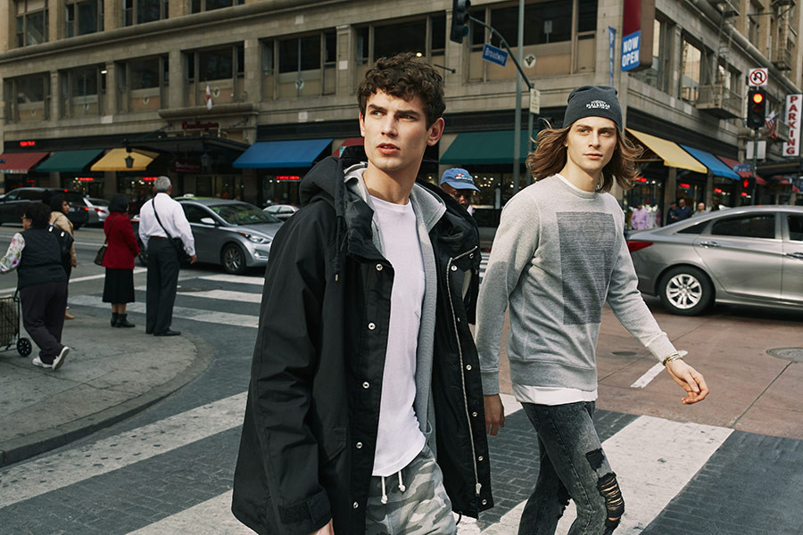 Downtown: Pull & Bear Heads to Los Angeles