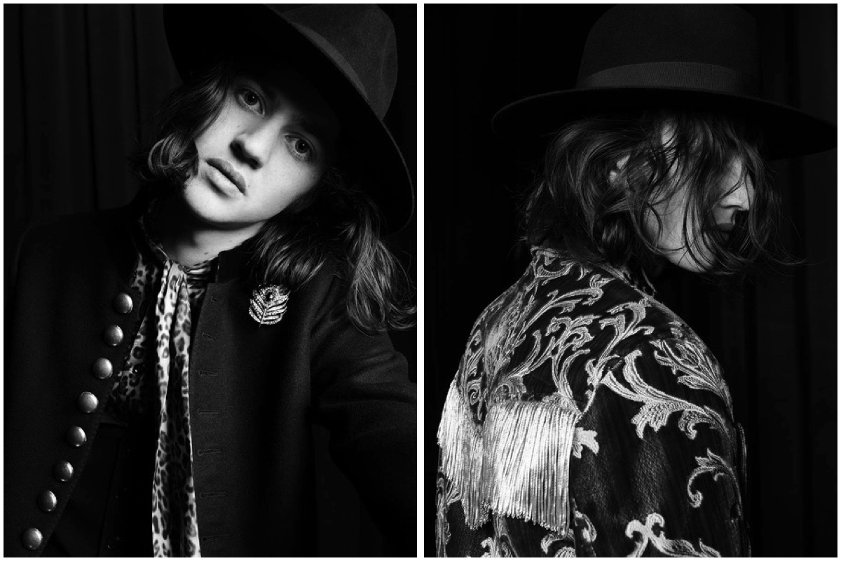 Saint Laurent Delivers a Rock Frenzy for Latest Campaign