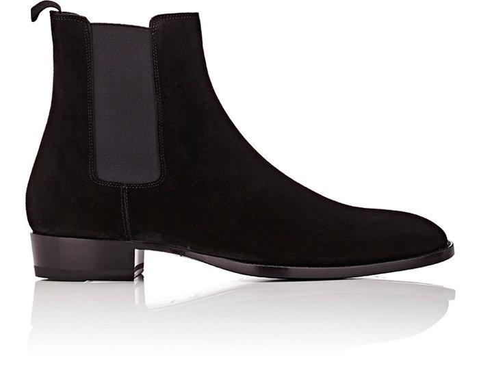 Saint Laurent Men's Chelsea Boots