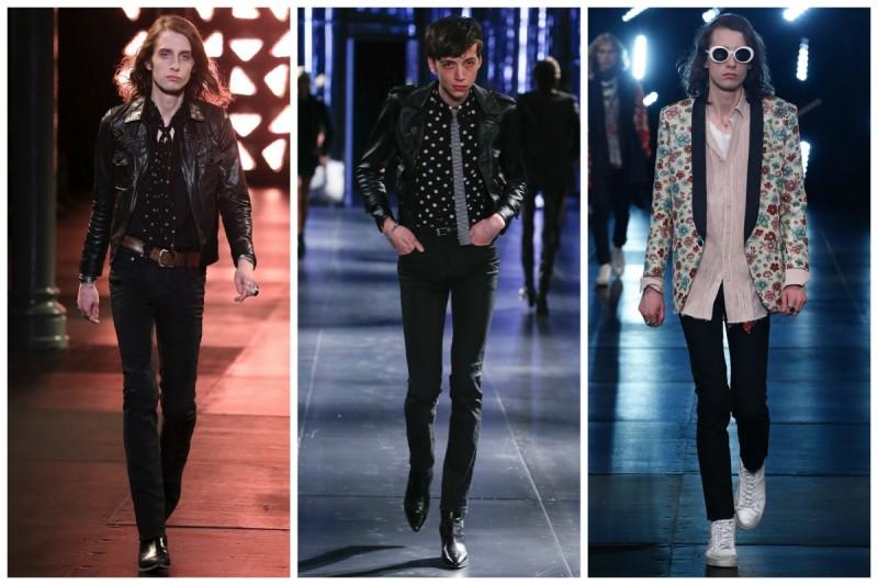 Hedi Slimane's Saint Laurent Man: The Indie Code of Style