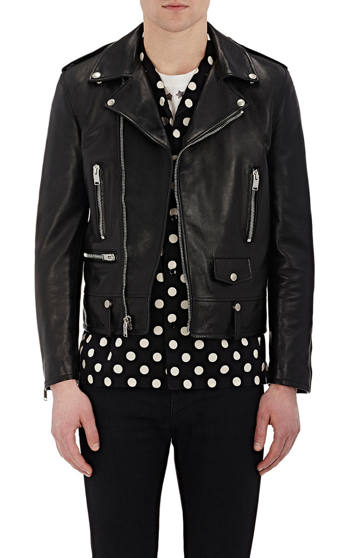 f71613bc5e0 Hedi Slimane's Saint Laurent Man: The Indie Code of Style | The ...