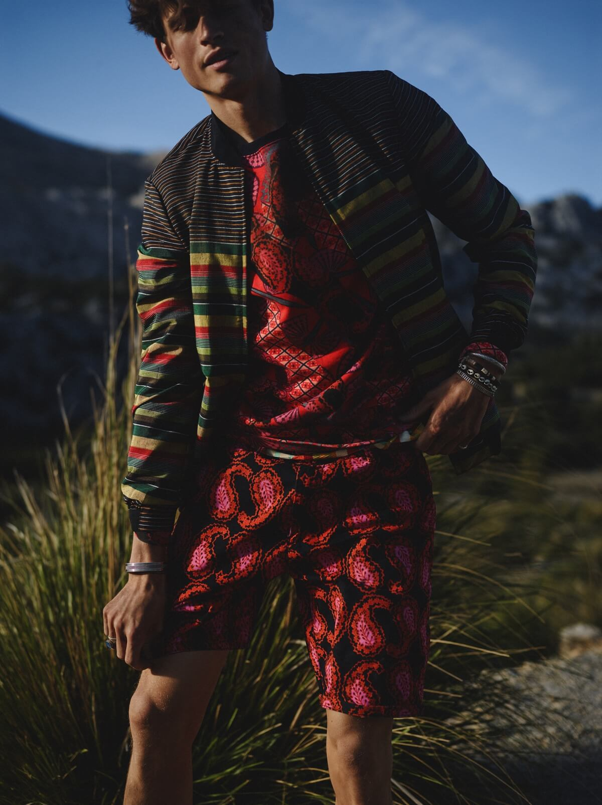 Safari Rave: Scotch & Soda Looks to Africa for Inspiration