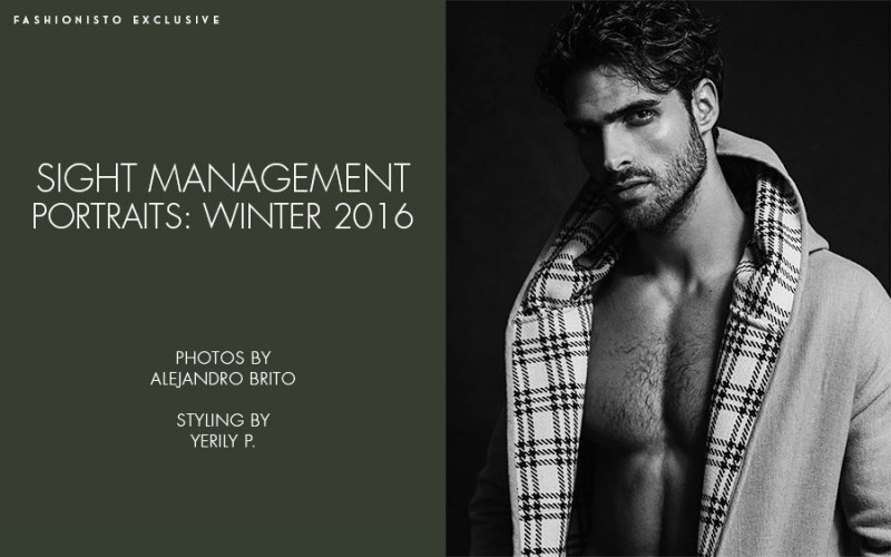 Fashionisto Exclusive: Sight Management Models by Alejandro Brito