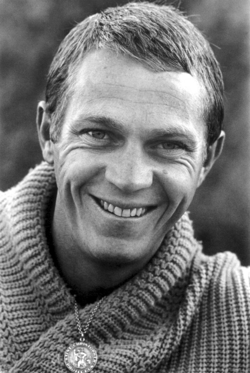 Steve McQueen Style: The King of Cool in Pictures