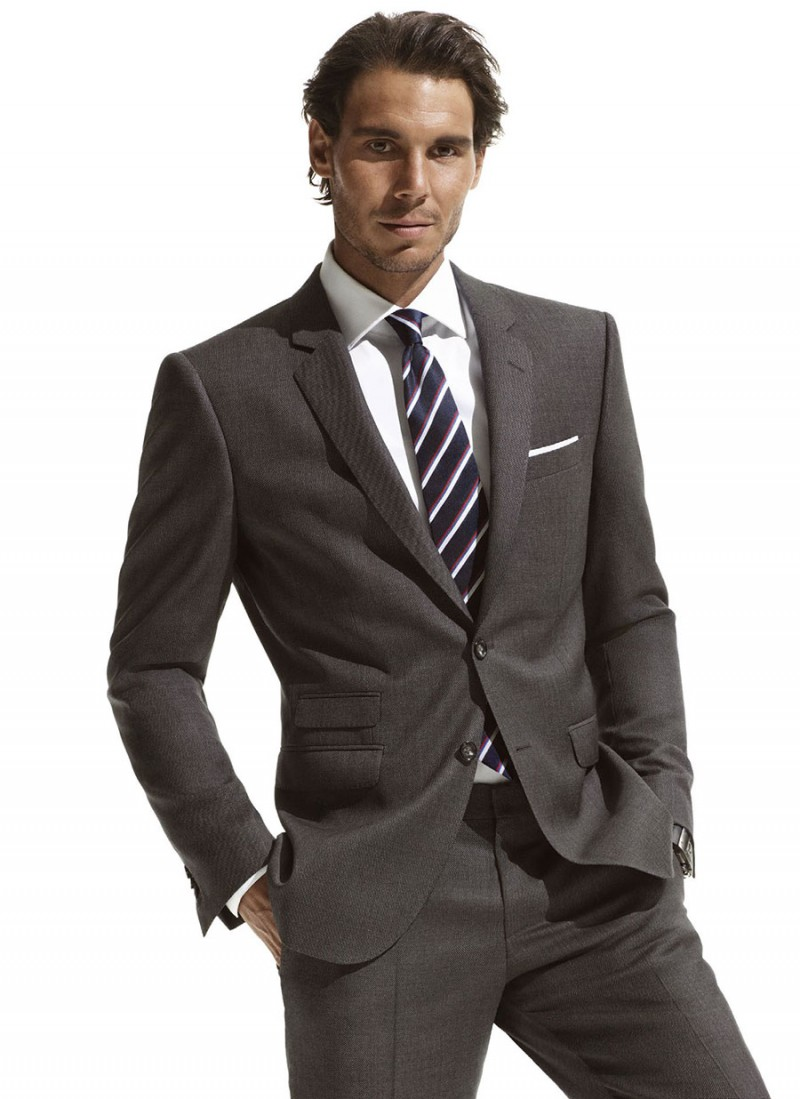 Rafael Nadal Inspires Tommy Hilfiger's Performance Suiting ...