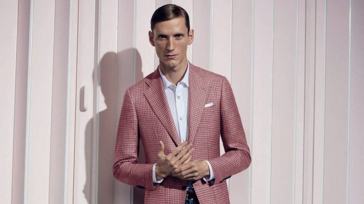Suit Yourself: Barneys Highlights Sartorial Smarts