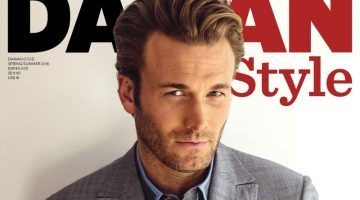 Brad Kroenig Covers Da Man Style, Chats About Model Kids