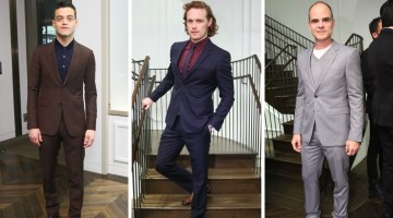 Mr. Burberry Celebrated with Stylish Event