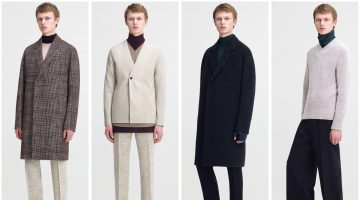 COS Reveals Sleek Layering for Fall Collection