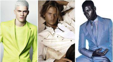 Italo Zucchelli's Calvin Klein Collection Man Revisited