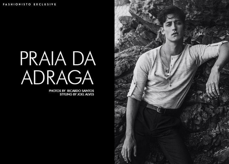 Fashionisto Exclusive: Carlos Ferra by Ricardo Santos