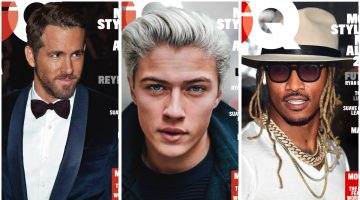 GQ Unveils 5 Covers for Most Stylish Men in the World Issue